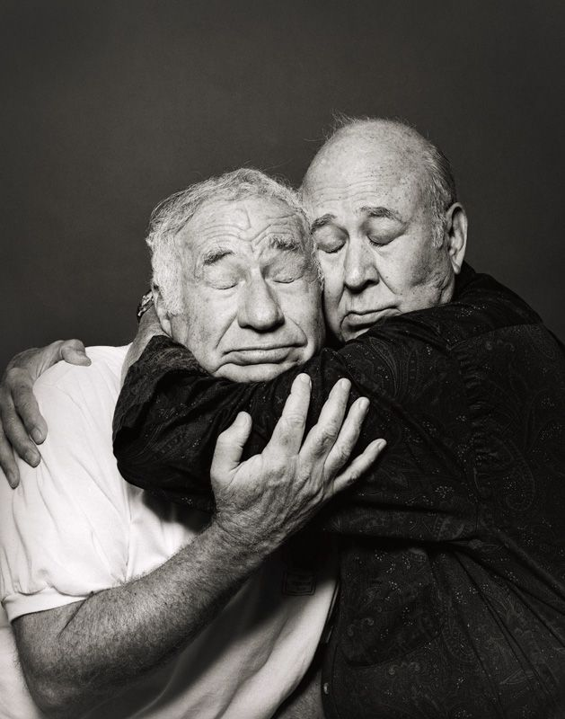The Lions In Winter: Mel Brooks & Carl Reiner