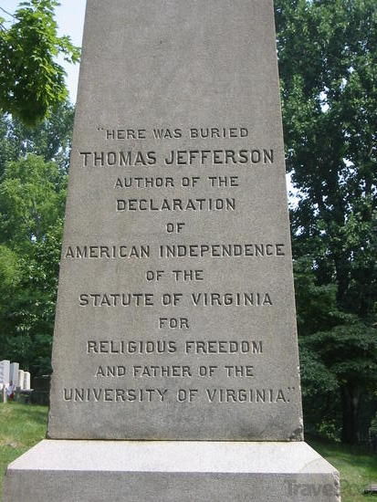 Thomas Jefferson Accomplishments