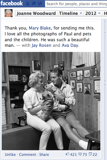 Joanne and Paul with pooches