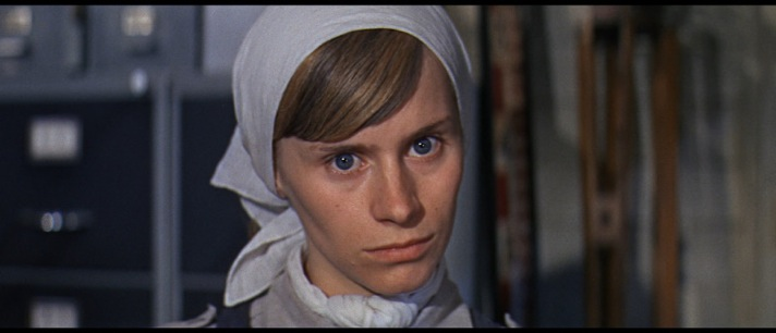 Rita Tushinghman from David Lean's classic, Doctor Zhivago