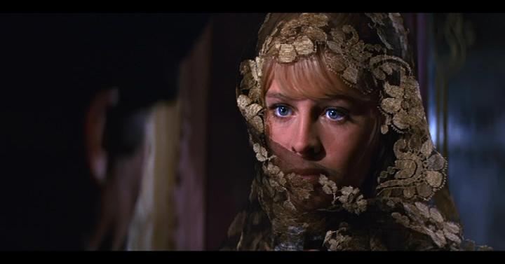 Julie Christie as Lara in David Lean's Doctor Zhivago