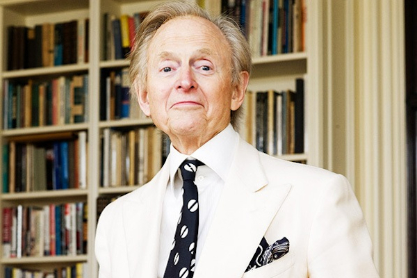 Tom Wolfe travels in transemdia