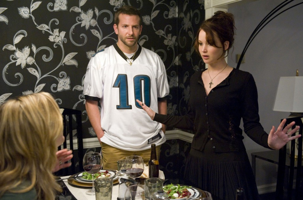Scene from  the motion picture, Silver Linings Playbook
