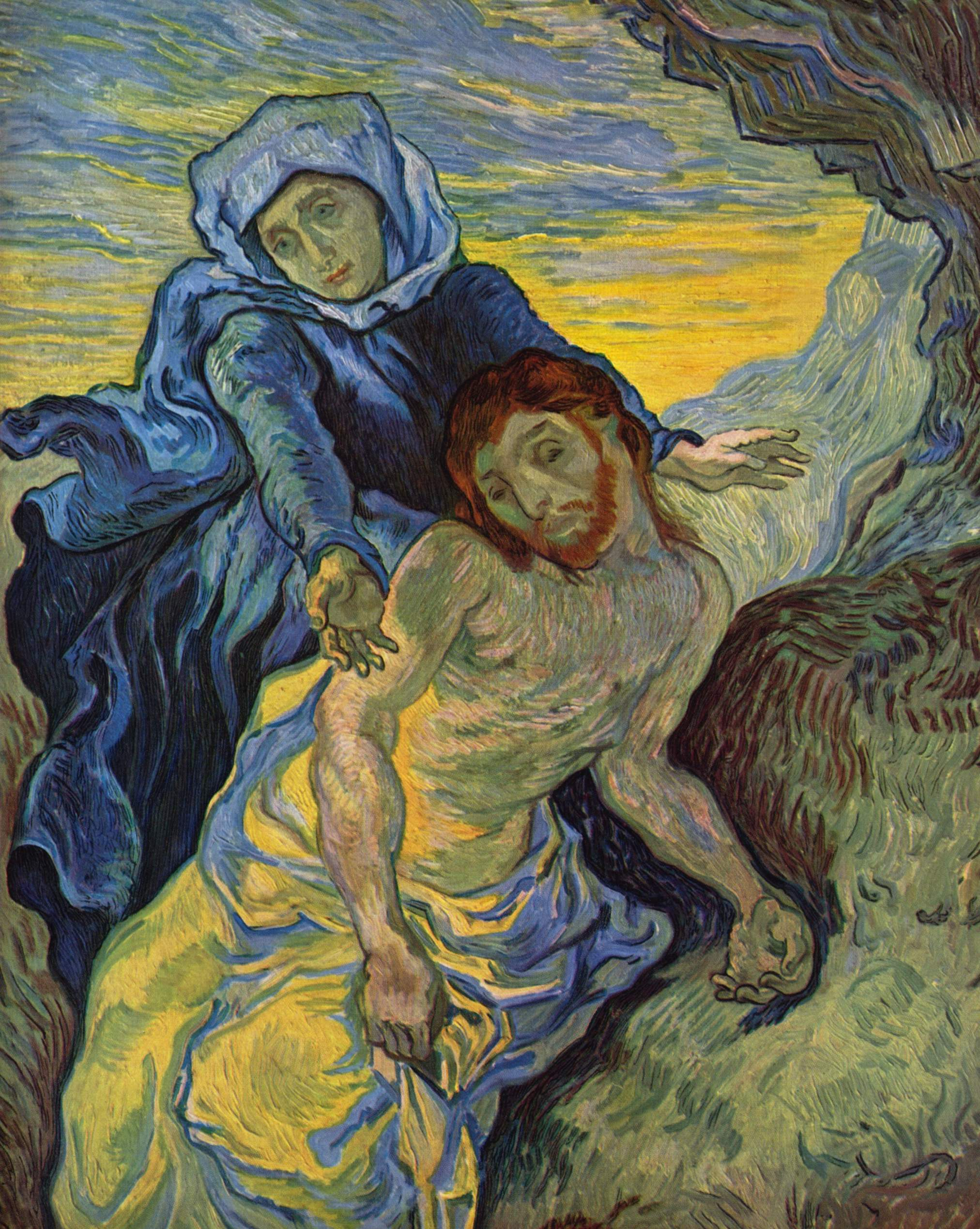 vincent van gogh jesus was an artist greater than all other