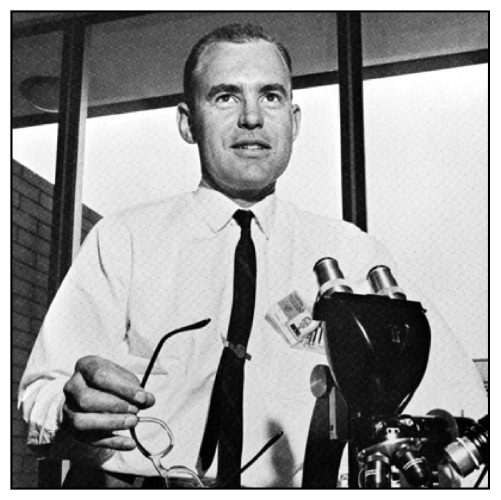 "Gordon Moore in the Mad Men days at the time of his mythic ""Moore's Law"" paper of 1965"