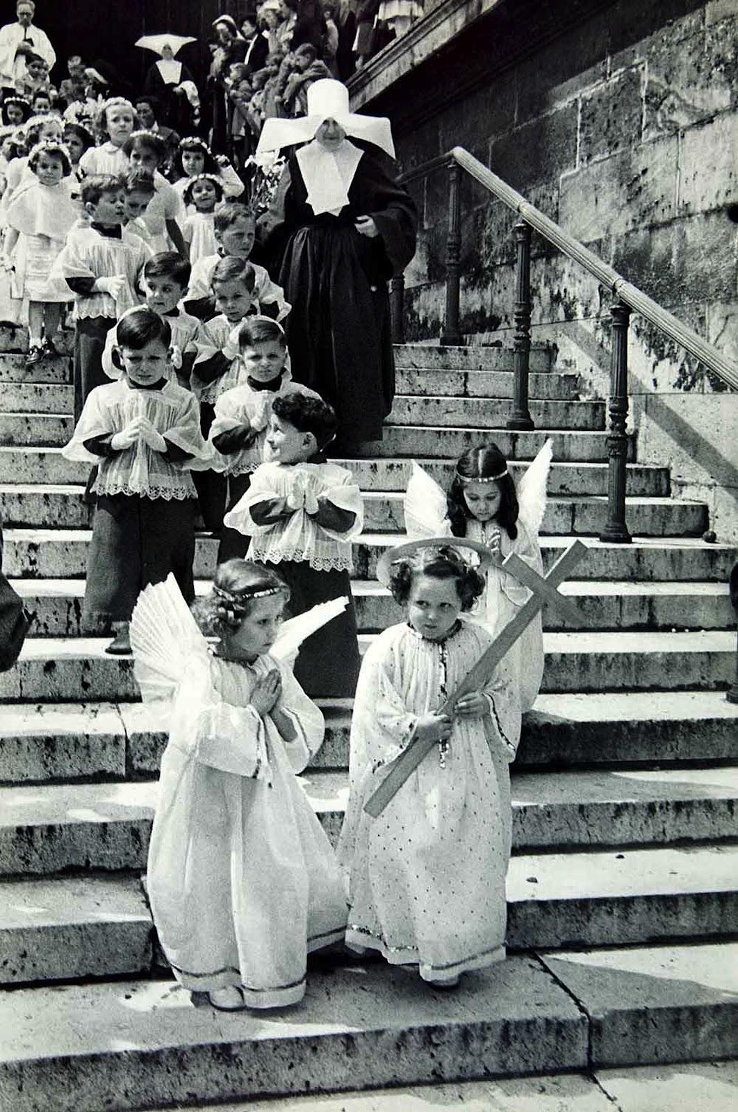Henri Cartier-Bresson, Paris, 1955