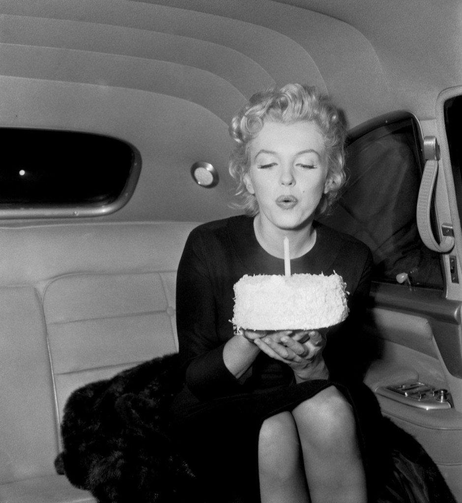Marilyn Monroe born this day, June 1, 1926