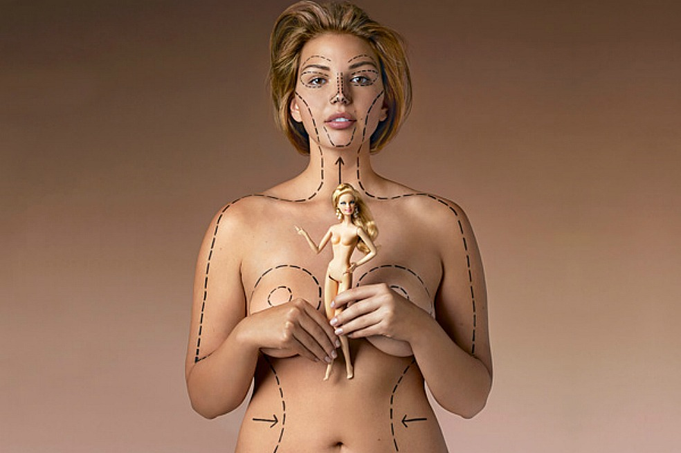 The Barbie Sculpt