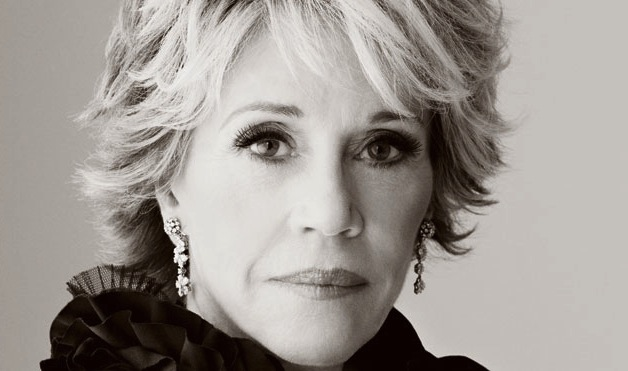 According to Jane Fonda, She's Been Crying A Lot...Me, Too....