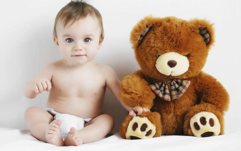 Teddy and the Bear